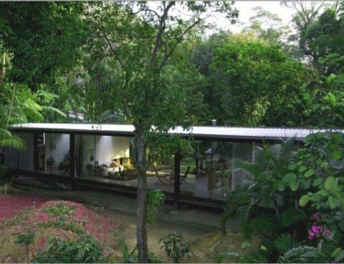 La casa –  una poesia, un sogno, una realtà. Casa Varanda