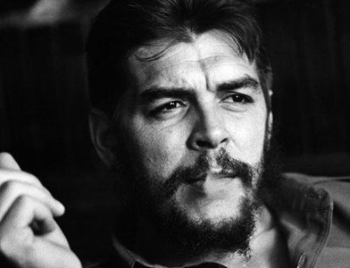 Spogliati tutta – Ernesto Che Guevara