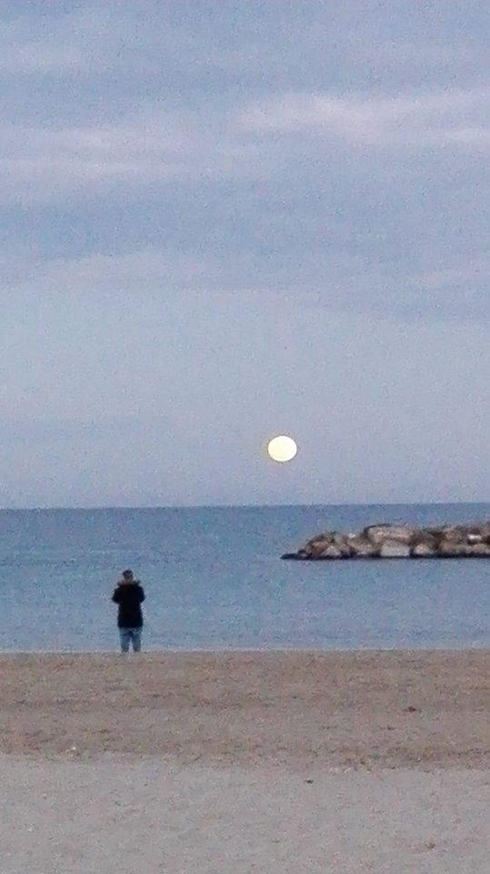 Omaggio alla luna – Poesie, frasi, citazioni, canzoni - Foto di Maria Letizia Del Zompo su Poesia alla luna