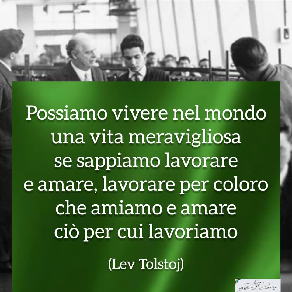 Festa dei lavoratori - Frasi - Lev Tolstoj