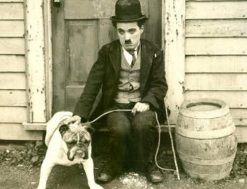 Ho perdonato errori quasi imperdonabili – Charlie Chaplin
