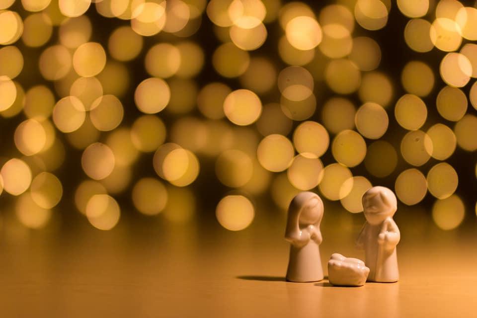 Poesie sul Natale - Mini presepe
