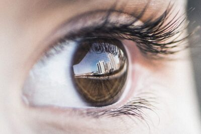 Gli occhi vedono